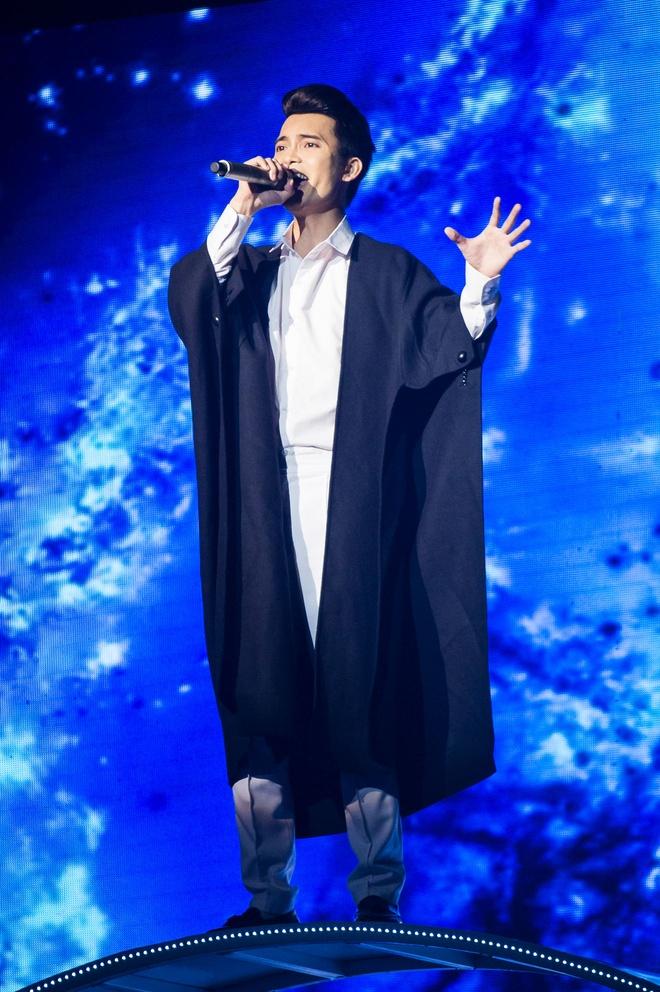 Chung ket cuoc thi X Factor anh 8