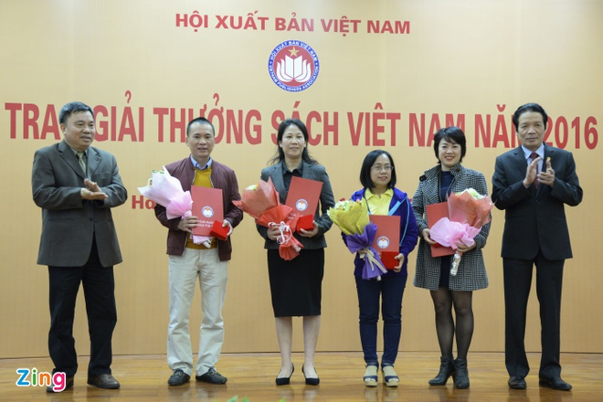 Giai thuong sach Viet Nam 2016 anh 3