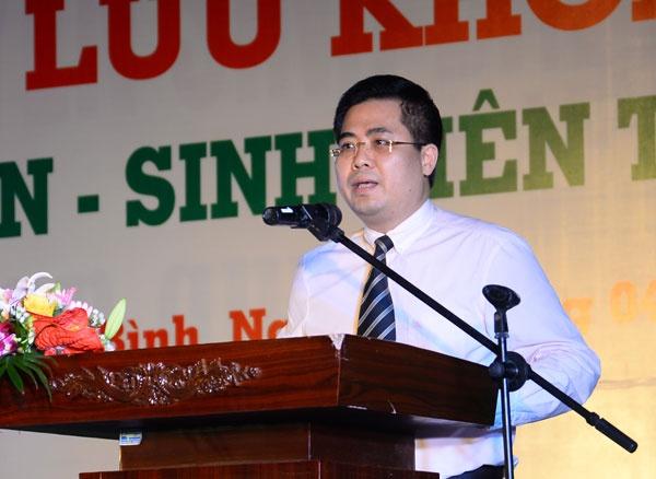 Nong san sach Thai Binh sap duoc ban khap ca nuoc hinh anh 1