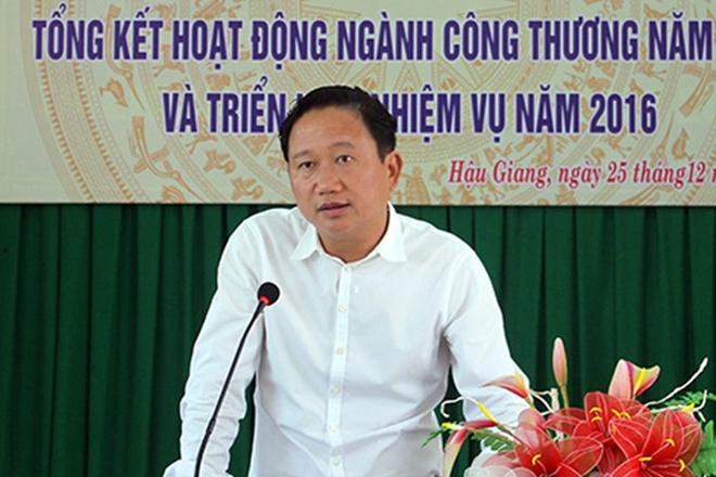 Vu ong Trinh Xuan Thanh: Bao cao Chinh phu truoc 30/8 hinh anh