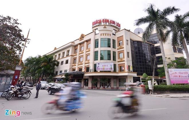 8 khach san o Ha Noi, Thai Nguyen bi thu hoi hang sao hinh anh