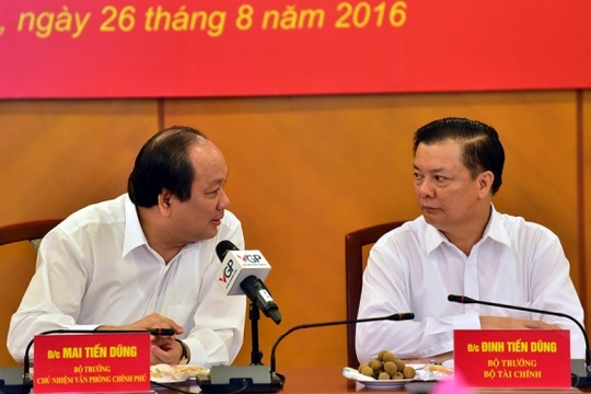 5 nhiem vu Bo Tai chinh chua hoan thanh hinh anh 2