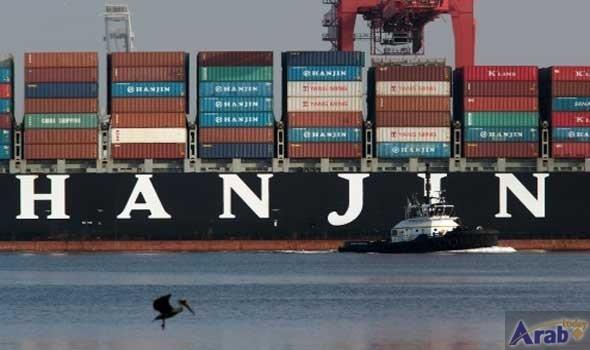 3.000 container hang Viet dang lenh denh tren bien hinh anh 1