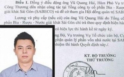 Pho thu tuong: Lam ro quy trinh bo nhiem ong Vu Quang Hai hinh anh