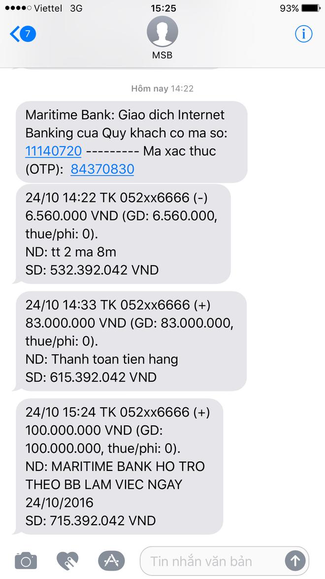 Khach nhan lai 100 trieu dong tu Maritime Bank hinh anh