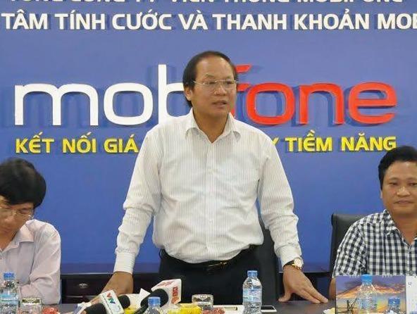 Dang thanh tra, Bo truong Truong Minh Tuan nhan tin nhan rac hinh anh