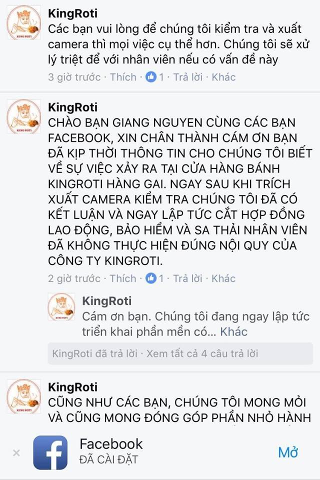 KingRoti duoi viec nhan vien 'loe' khach nuoc ngoai anh 2