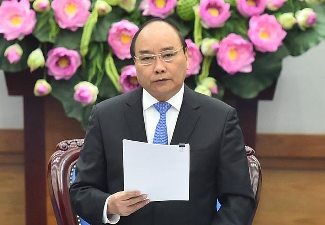 Nhung chi dao quyet liet tu Chinh phu truoc them 2017 anh 1