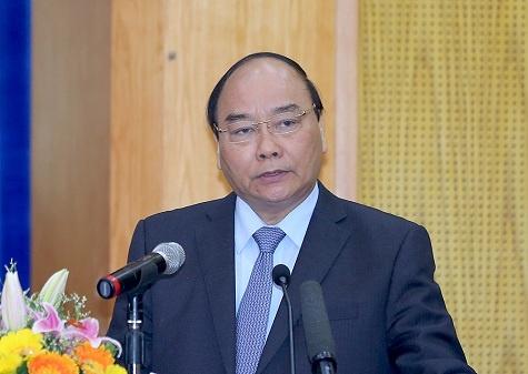 Thu tuong Nguyen Xuan Phuc: 'Khong doi moi la chet' hinh anh