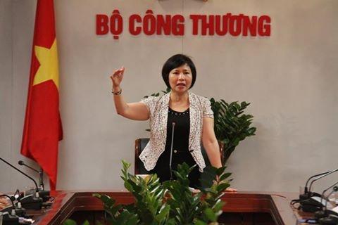 Thu truong Ho Thi Kim Thoa so huu khoi tai san tram ti hinh anh