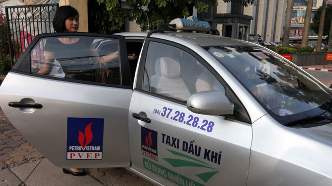 doanh nghiep taxi Viet anh 1