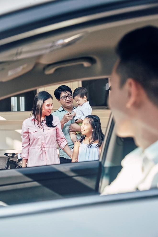 Grab Viet Nam trang bi bao hiem cho tai xe va hanh khach hinh anh 1