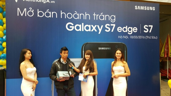 Vien Thong A mo ban Samsung Galaxy S7/S7 edge hinh anh 8