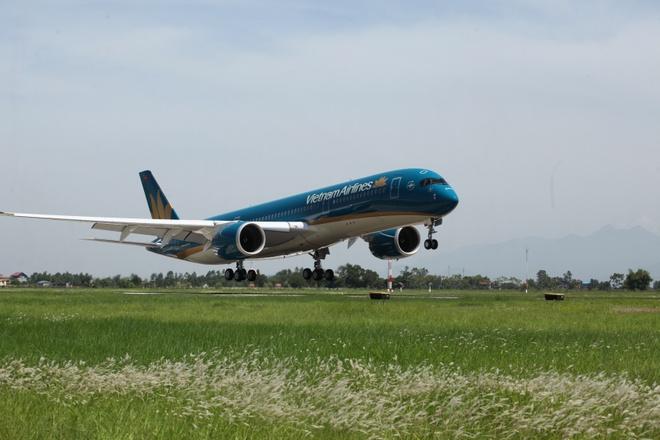 Vietnam Airlines dieu chinh ke hoach khai thac tai Hai Phong hinh anh 2