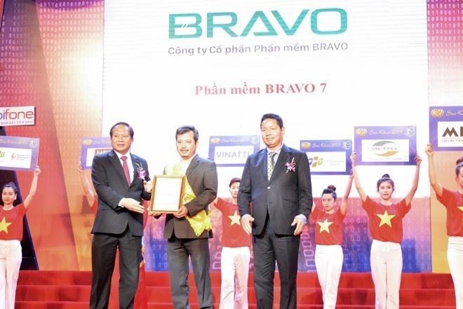 Phan mem BRAVO 7 ERP-VN lot top 10 Sao Khue hinh anh 2