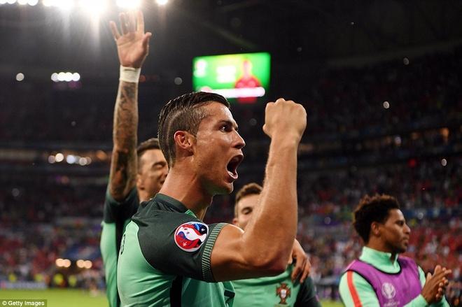 Ronaldo se la thien su ket lieu su ngao man cua Maradona? hinh anh 1