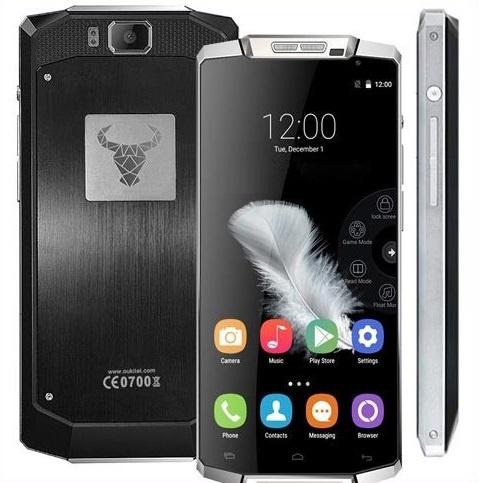 Smartphone OUVI 10000: Pin dung trong mot tuan hinh anh 2