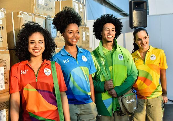 Thuong hieu 361 do tai tro trang phuc Olympic Rio 2016 hinh anh 2
