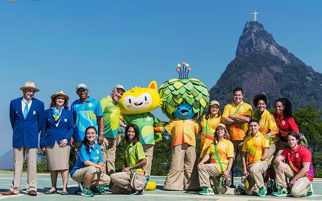 Thuong hieu 361 do tai tro trang phuc Olympic Rio 2016 hinh anh 1