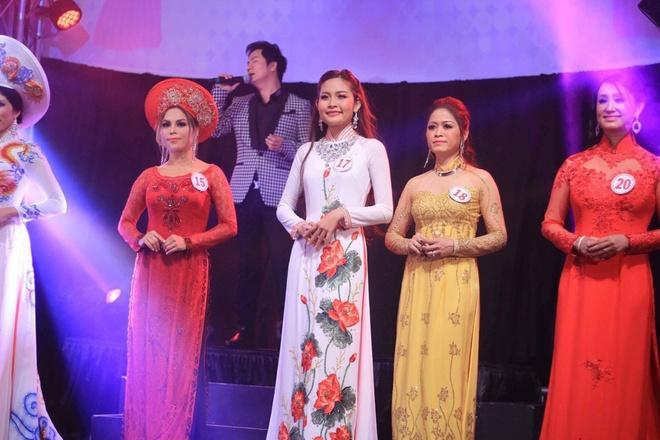 Chung ket Hoa hau Vietnamese - America dien ra thanh cong tai My hinh anh 5