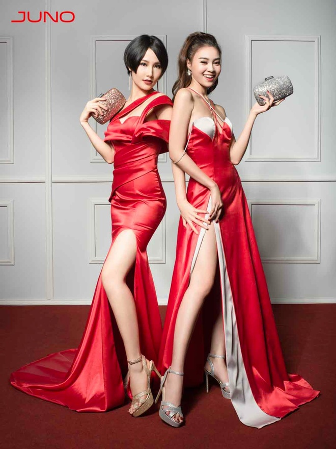 Lan Ngoc, Diem My: 'Giay va tui xach la phu kien khong the thieu' hinh anh 2