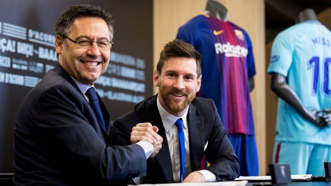 Messi ra dieu kien de tiep tuc gan bo voi Barca hinh anh 1 si_thue_gia_han.jpg