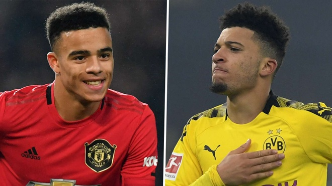 Dortmund tung muon doi Sancho lay Greenwood anh 1