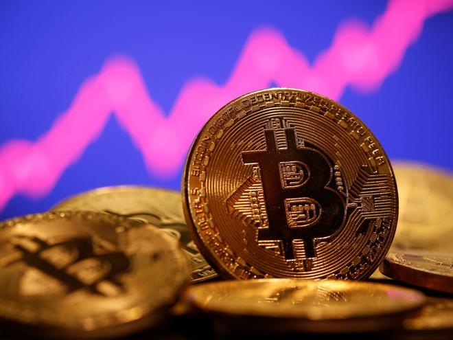 gia Bitcoin giam anh 1