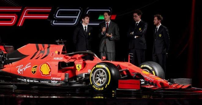 Tay dua F1 doi Ferrari che bai chien thang cua doi thu Mercedes hinh anh 3