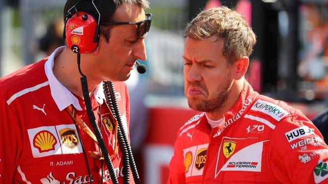 Tay dua F1 doi Ferrari che bai chien thang cua doi thu Mercedes hinh anh 5
