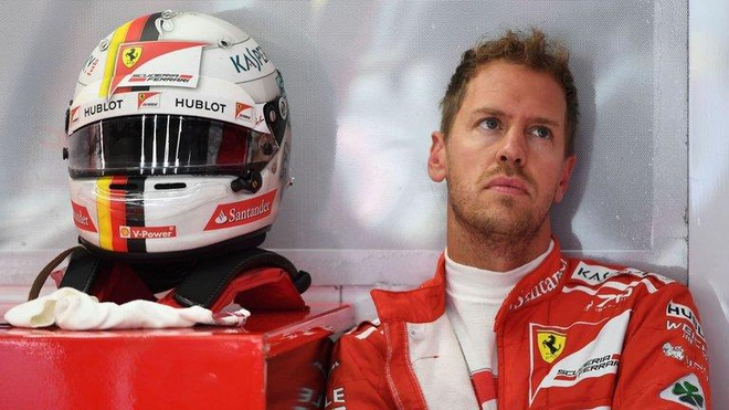 Tay dua F1 doi Ferrari che bai chien thang cua doi thu Mercedes hinh anh 1