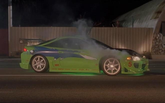 Nhung mau xe noi bat trong loat phim bom tan 'Fast and Furious' hinh anh 3