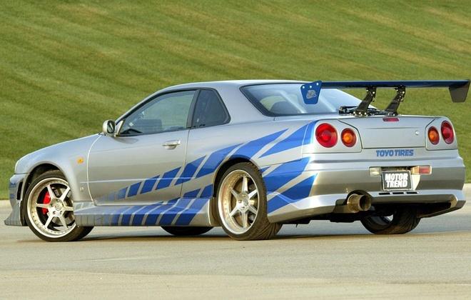 Những mẫu xe nổi bật trong loạt phim bom tấn 'Fast and Furious' - Xe