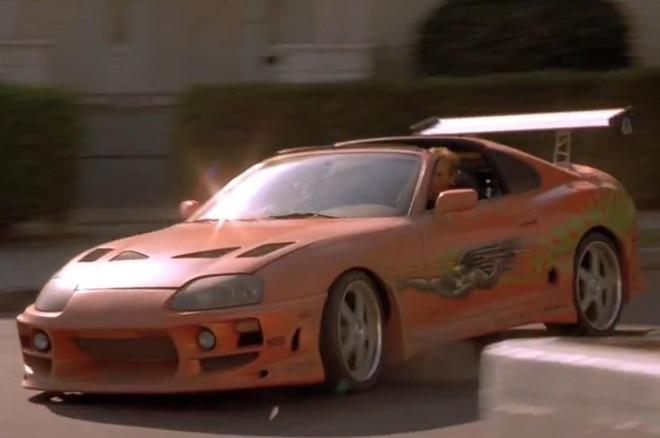 Nhung mau xe noi bat trong loat phim bom tan 'Fast and Furious' hinh anh 5