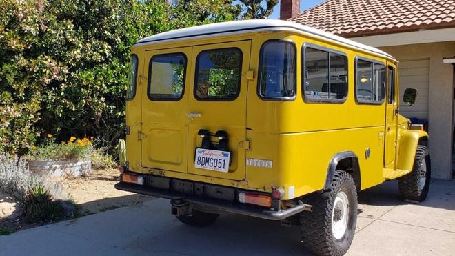 Dau gia Toyota Land Cruiser doi 1979, dinh gia khoi diem chi 4.600 USD hinh anh 2