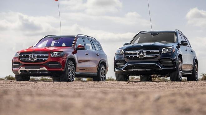 Trai nghiem kha nang off-road cua SUV hang sang Mercedes GLS 2020 hinh anh 8