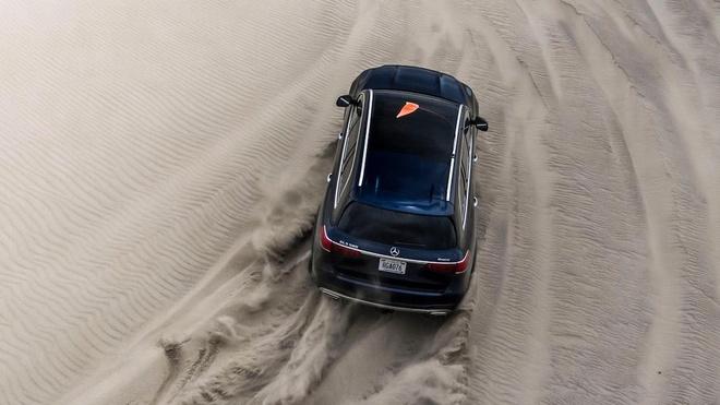 Trai nghiem kha nang off-road cua SUV hang sang Mercedes GLS 2020 hinh anh 12