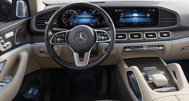 Trai nghiem kha nang off-road cua SUV hang sang Mercedes GLS 2020 hinh anh 3
