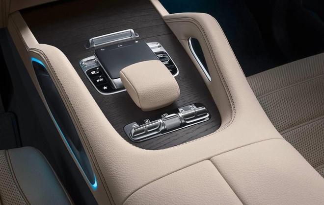 Trai nghiem kha nang off-road cua SUV hang sang Mercedes GLS 2020 hinh anh 11
