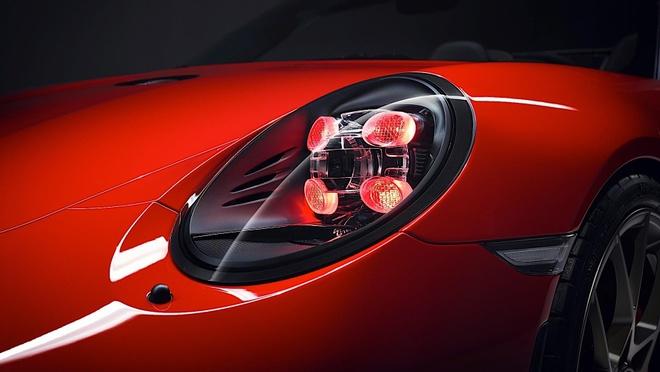 'Sieu pham' Porsche 911 Speedster 2020 gia tai My tu 274.500 USD hinh anh 5