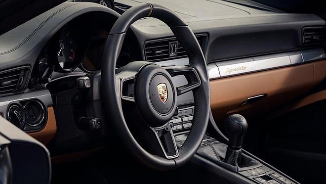 'Sieu pham' Porsche 911 Speedster 2020 gia tai My tu 274.500 USD hinh anh 4