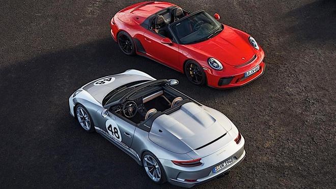 'Sieu pham' Porsche 911 Speedster 2020 gia tai My tu 274.500 USD hinh anh 1