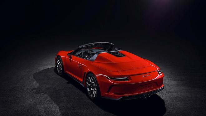 'Sieu pham' Porsche 911 Speedster 2020 gia tai My tu 274.500 USD hinh anh 2