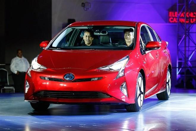 Toyota cham thay doi, xe sang bi che xau nhu ca Piranha hinh anh 3