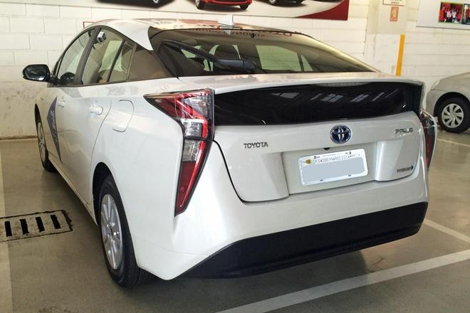 Toyota cham thay doi, xe sang bi che xau nhu ca Piranha hinh anh 4