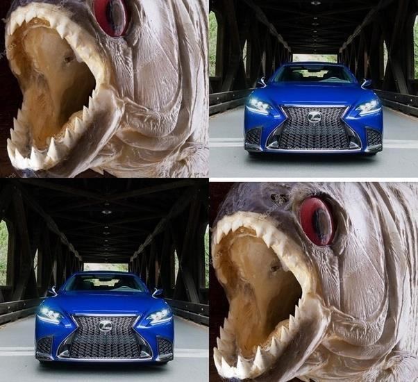 Toyota cham thay doi, xe sang bi che xau nhu ca Piranha hinh anh 8