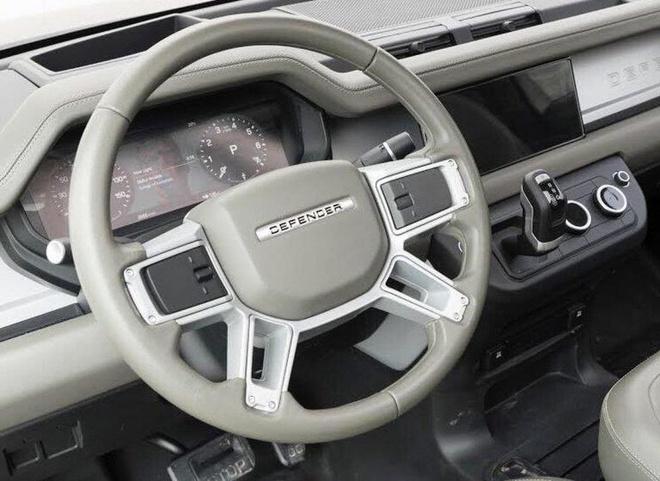 Land Rover Defender 2020 - 'dap di xay lai' toi muc khong nhan ra hinh anh 2