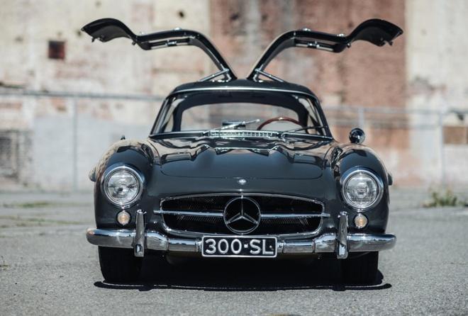 xe co Mercedes gia 1, 2 trieu USD anh 3