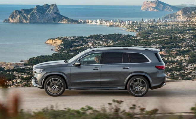 Mercedes-Benz GLS 2020 them cong nghe, gia dat hon hinh anh 7