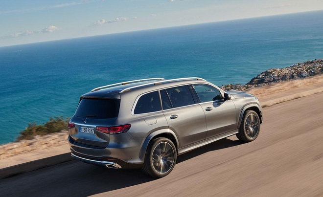 Mercedes-Benz GLS 2020 them cong nghe, gia dat hon hinh anh 9